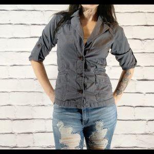 {Calvin Klein} light weight jacket shirt